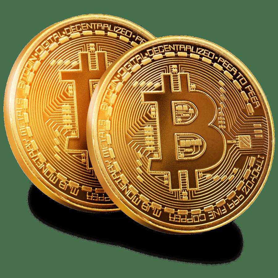 2 bitcoins